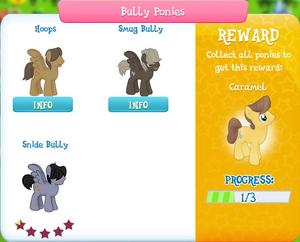 Bully Ponies