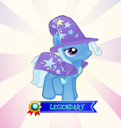 Trixie Royal Balloon Pop Reward Screen