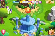 Applejack's harmony stone
