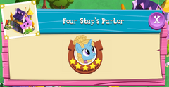 Four Step's Parlor residents
