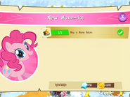 New Mane-dos tasks