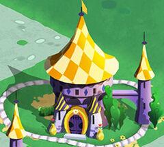 Canterlot tower