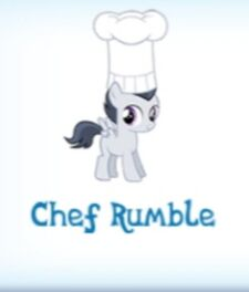 Chef Rumble inventory
