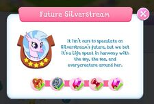 FutureSilverstream info