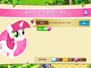 Hearts and Hooves Day tasks