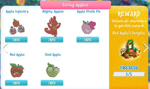 Living Apples
