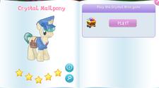 Crystal Mailpony album