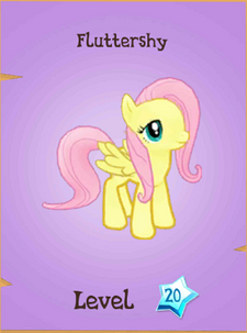 Fluttershy store locked