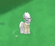 Professor Character