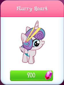 Flurry Heart Store Unlocked