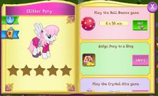 Glitter Pony Album