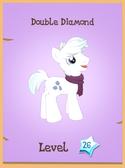 Double Diamond locked
