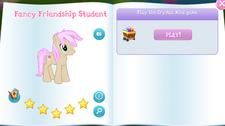 Fancy Friendship Student album