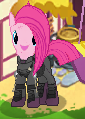 Hi im pinkamena and im glad to fight alongside you