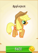 Applejack Store Unlocked
