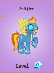 Spitfire store locked