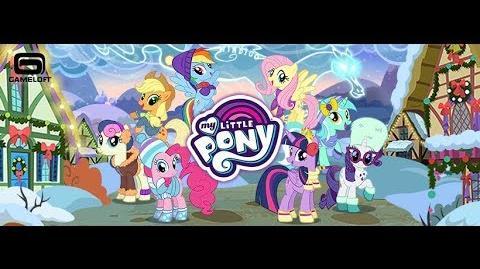 20 FREE GEMS - DECEMBER 2017 - My Little Pony Friendship is Magic - GAMELOFT - 20 Gemas Diciembre