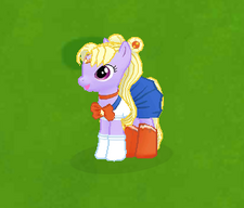 Magical Pony Character Image