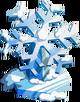 Snowflake Sculpture