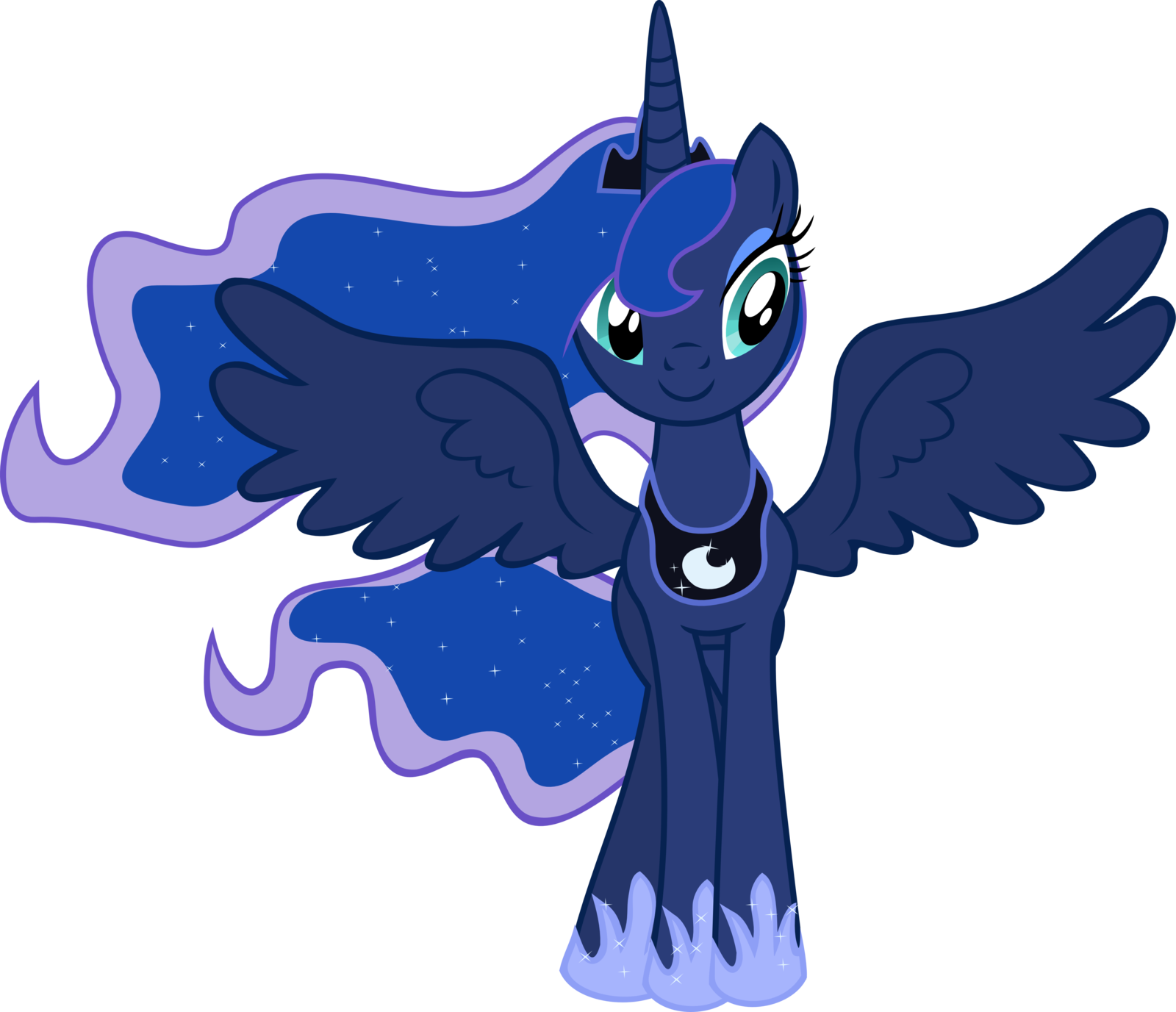 princess luna the my little pony gameloft wiki fandom powered by