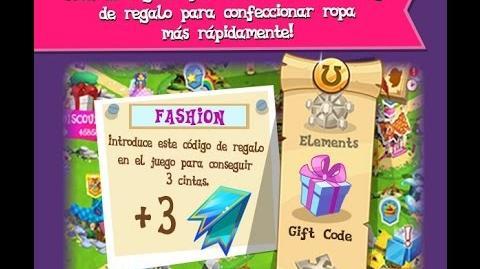 Cintas Gratis - JULIO 2016 - ¿Cómo usar códigos de regalo? My Little Pony La Magia de la Amistad-0