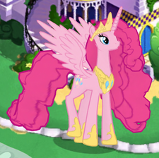 Chaos princess pinkie pie