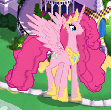 Chaos Princess Pinkie Pie The My Little Pony Gameloft