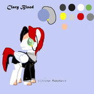Clary Blood