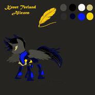 Kenet Terland Alicorn