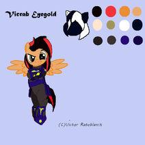 Vicrab eyegold