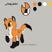 Foxy juice