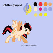 Dallus eyegold