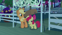 "Apple Bloom ""when one of our traps nab him!"" S9E10"