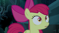 Apple Bloom hears the voice again S5E4.png