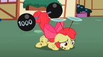 Applebloom Cutie-Pox