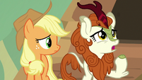 "Autumn Blaze ""how hard I schooled them"" S8E23"