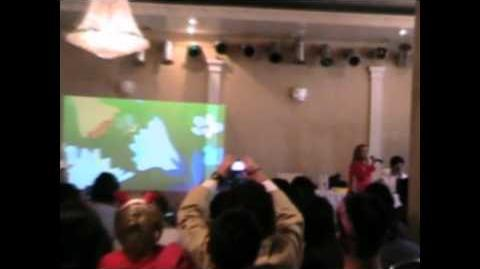 BronyMexicon-Maggie Vera canta ''So many wonders'' en español