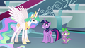 Celestia accepting Twilight Sparkle's offer S8E7.png