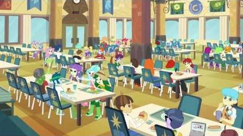 Equestria Girls (Cafeteria Song)