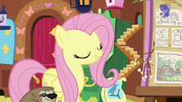 "Fluttershy ""I called in a favor"" S7E5"