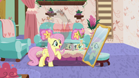 "Fluttershy ""how to Discord up this tea party"" S7E12"