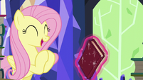 "Fluttershy ""there's a ton of animal friends!"" S5E23"