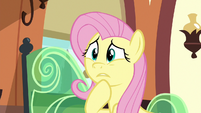 Fluttershy nervous --it should--- S6E18