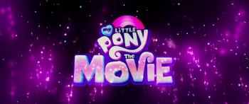 MLP Film Logo filmu na początku filmu
