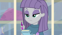 Maud Pie still wearing a blank expression EGDS1