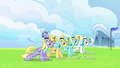 Pegasi doing push ups S3E07.png
