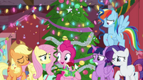 "Pinkie ""wasn't that sooo much fun?!"" BGES2"