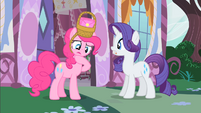 Pinkie Pie 'Everypony keeps saying that' S1E25
