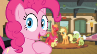 Pinkie Pie 'Look at me!' S4E09