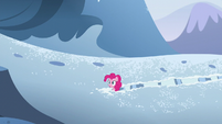 Pinkie hears a roar S5E11